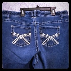 Apt. 9 Boot Cut Jeans Plus Size 18W